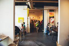 Voltage Coffee & Art | Restaurants in Kendall Square, Cambridge
