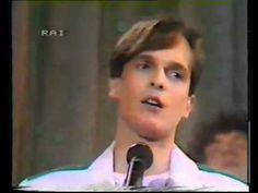 Miguel Bosé - Angeli Caduti  1983 (Italiano)