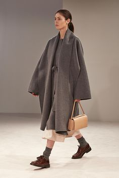 CAMEL AND GREY ON THE RUNWAY | Mark D. Sikes: Chic People, Glamorous Places, Stylish Things