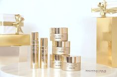 Our Cell Shock's award-winning, luxury anti-wrinkle and firming products make an excellent gift for a Perfectionist. Gift giving made easy! Luxury Spa, Skin Food, Magnolia Homes, Anti Wrinkle, Make It Simple, The Balm, Photography Hacks, Skin Care, Gta