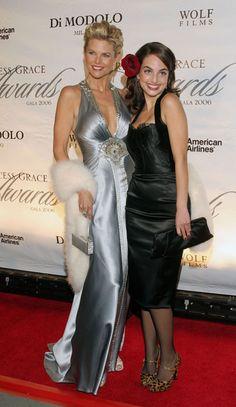 Christie Brinkley Photo - Christie Brinkley and Alexa Ray Joel in New York