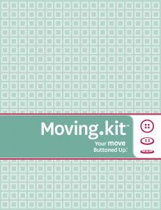 Our Moving.kit is now available in DIGITAL FORMAT!  WOO HOO!  You asked for it and we delivered! | Buttoned Up
