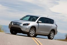 Toyota lowers price of RAV4 electric vehicle