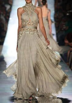 Wow.. so fairy like... course needs to be modest but this is gorgeous! :)