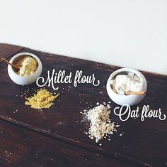 How to: Grind your own Gluten-Free Flour