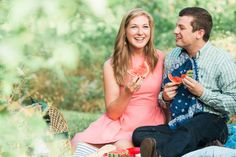 fourth of July engagement session, picnic, red white and blue, sarah sidwell photography/ nashville, franklin, brentwood tennesee wedding photographer