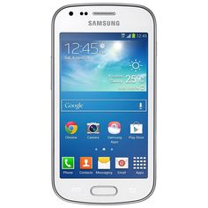 Samsung   SAMSUNG S7580 GALAXY TREND PLUS AKILLI TELEFON BEYAZ - Vatan ...