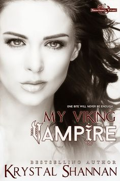 Interview: Krystal Shannan (My Viking Vampire Book Tour) + giveaway | I Smell Sheep