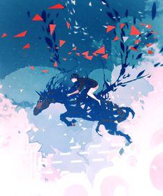 Far Beyond The Stars by NanoMortis.deviantart.com on @DeviantArt