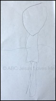 Our Out-of-Sync Life: Teaching Your Child How to Draw a Person