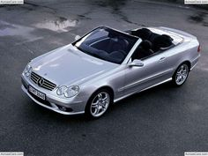 Mercedes Cabriolet AMG The Mercedes-Benz cars have been produced since They are sold under the CLK-Class model names. Mercedes Clk Amg, Convertible, Sports Models, Car Accessories, Dream Cars, Super Cars, Envy, Trains, Automobile