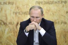 Russian President Vladimir Putin chairs a meeting on agriculture in Rostov region, Russia, September 24, 2015.