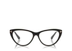 Round Cateye Optical Frame | Shop Tom Ford Online Store