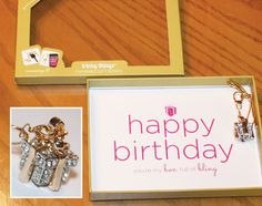 Tinky Things :: Charms on card with message box on packaging. NOW in our shop at Taste Buds on the Avenue!