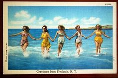 11. Retro Ways: A Vintage Summer. Remember when life was easy & friendships were all that mattered?