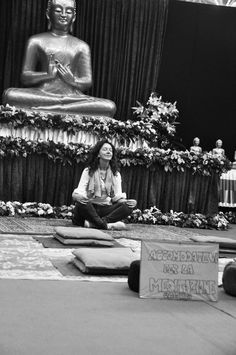 Festival dell'oriente.Meditation, 2017