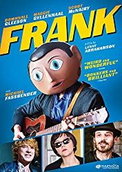 Frank (Official Movie Site) - A Film by Lenny Abrahamson - Starring Domhnall Gleeson, Maggie Gyllenhaal, Scoot McNairy and Michael Fassbender - Available on DVD and Blu-ray™ Frank Frank, Domhnall Gleeson, Movie Talk, Maggie Gyllenhaal, Movie Sites, Pop Bands, Lloyd Wright, Arquitetura, Movies