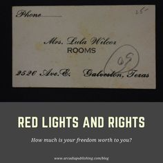 Did you know Galveston had its own red light district? Neither did we... | Arcadia Publishing