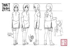 Haru - Model Sheet Finished by Uchiha-Harumi on DeviantArt