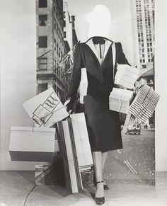 un mode montage des années 50 aux influences dadaïstes de Blumenfeld.