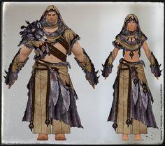 Norn Wolf Shaman