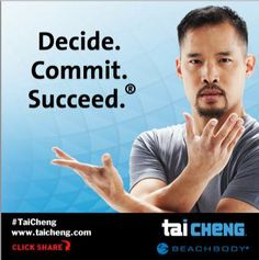 Tai Cheng, one of the best programs for Mobility and Flexibility... www.beachbodycoach.com/michelletaylor