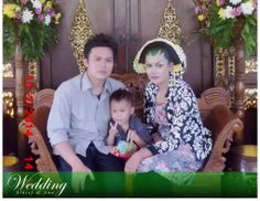 my wedding,/ my family