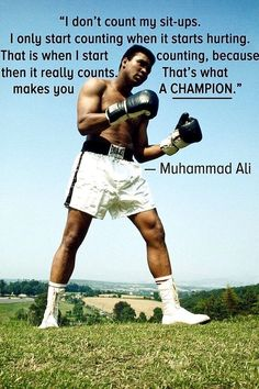 Champion and a #legend #runningfitness #menfitnessmotivation