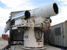 Zap: The Navy officially launched theLaser Weapon System in August, the first ever laser combat weapon