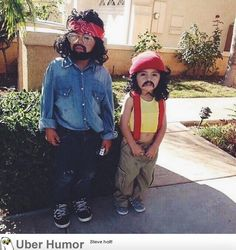 halloween sayings | daughters last Halloween as Cheech and Chong | Funny Pictures, Quotes ...