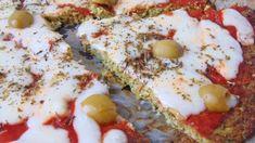 pizza de brocoli sin harina Keto Recipes, Healthy Recipes, Avocado Toast, Vegetable Pizza, Sandwiches, Eggs, Vegetables, Breakfast, Food