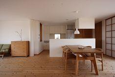 N設計室(永田昌民さん)西側は道路を挟んで畑地が広がり、東側も畑地と柿の果樹園が見渡せる『東西に風の抜ける家』 | ainohablog