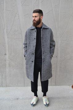 Carven coat Damir doma pant AM95 sneakers