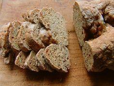 Rozemarijnbrood met zaden en pitten