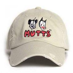 MUTTS Classic Logo Hat | Muttscomics #muttscomics #mutts