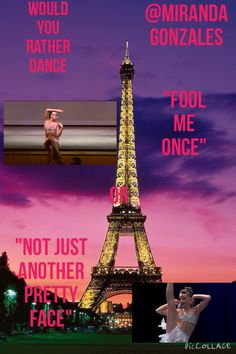 Maddie/Kendall Solo Would you Rather