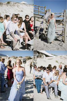 Beach Wedding vibes