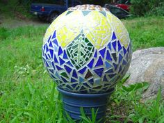 Flower Mosaic Ball