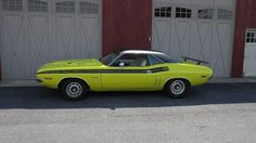 1971 Dodge Challenger by Magnusson Classic Motors in Scottsdale AZ . Click to view more photos and mod info.