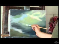 Георгий Дмитриев - Учимся рисовать море освещённое солнцем.