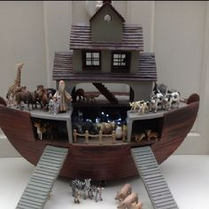 Noah's ark would be sweet to play with