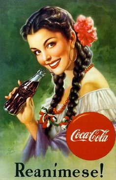 Beauty N FashionLove: Eski Coca Cola Reklamları