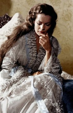 Romy Schneider in Ludwig • Directed by Luchino Visconti 1972