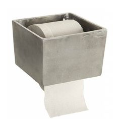 Deze luxe wc rol houder 'Raw'van Housedoctor is wel erg stoer om te zien. Mooi en strak ontwerp van Housedoctor en net wat anders dan normaal! Zelfs de toilet r