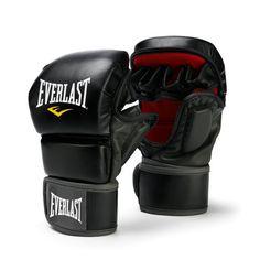 Everlast Train Advanced MMA 7Ounce Striking  Training Gloves Black Small  Medium >>> AMAZON Great Sale