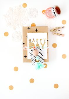 Party-Like Packaging for Small Business