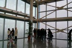 Milano dall'alto: il Palazzo della Regione Lombardia