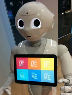 Is Pepper The Future Of Companionship And Customer Service?