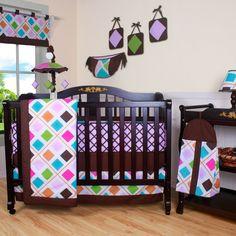 Symmetrical Fun Nursery