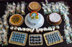 Valeria´s Cupcakes: Baby TV en el cumple de Lorenzo